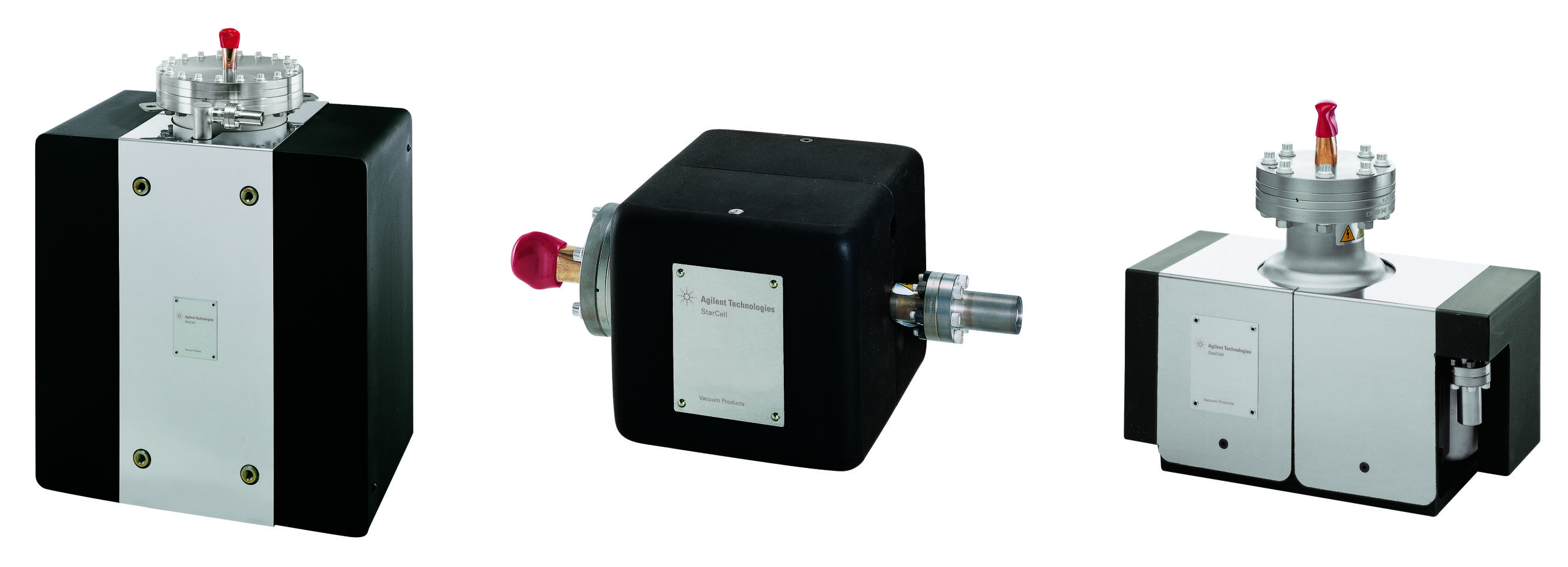 Ion Vacuum Pumps