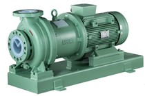 AME-Series PFA-Lined Magnetic Drive Process Pump