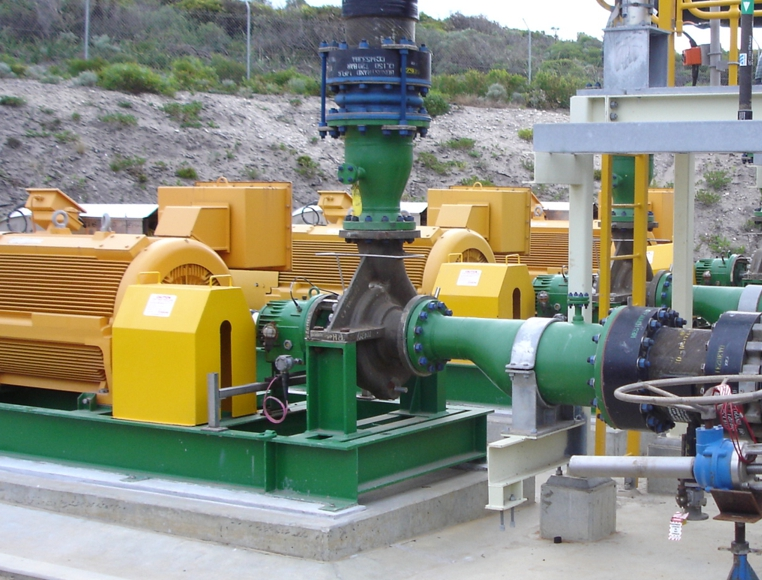 Fqm Ravensthorpe Turbine Pumps Dynapumps