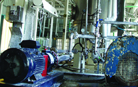 Hydra-Cell pumps Food Grade Phosphoric Acid