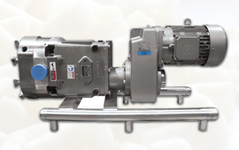 Heavy-duty WCB pumps solve difficult pumping application for major soap manufacturer