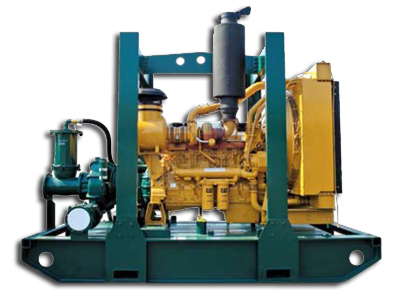 Pioneer Standard Centrifugal Pumps