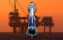 Offshore Oil Rig demands top performance pump for Crude Oil project