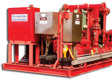 Tropicana Gold Mine - Fire pump system