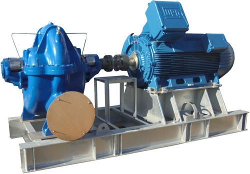 Process Water Pumps - Lithium project