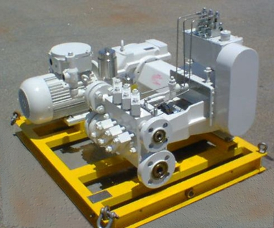 API 674 Piston & Plunger Pumps