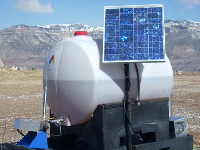 TXAM Solar Powered Chemical Injectors