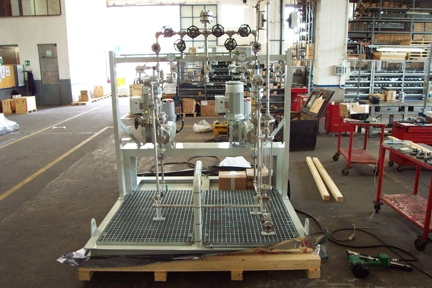 Methanol Injection Pump Package