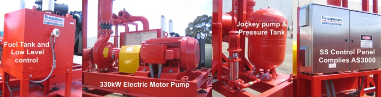 Turbine Fire Pumps