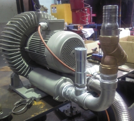 Vacuum Pump for Avis