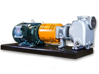 Horizontal Self Primer Pump - PWA-SP
