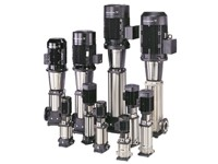 CR Vertical Multistage Centrifugal Inline Pumps