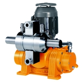 Pulse-Less Metering Pumps