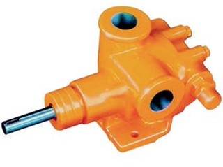 Internal Gear Pumps - Z Series