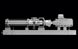 Progressive cavity pumps designed to fulfill the demanding requirements of Oil and Gas