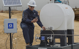 Remote Chemical Management Offers New Flexibility for Wells and Pipelines