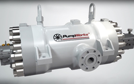 Showcasing the PumpWorks API 610 BB5 Barrel Pump