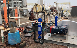 Hydra-Cell Pumps Reduce Costly Maintenance and Downtime